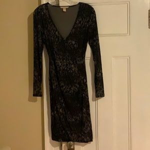 Fantastic midi long-sleeve winter dress!